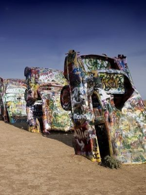 Tips for Visiting Cadillac Ranch in Amarillo, Texas