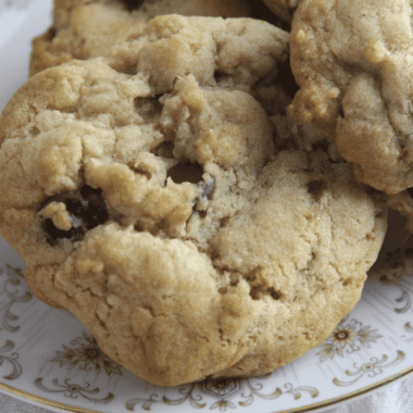 Hatch Chile Chocolate Chip Cookies