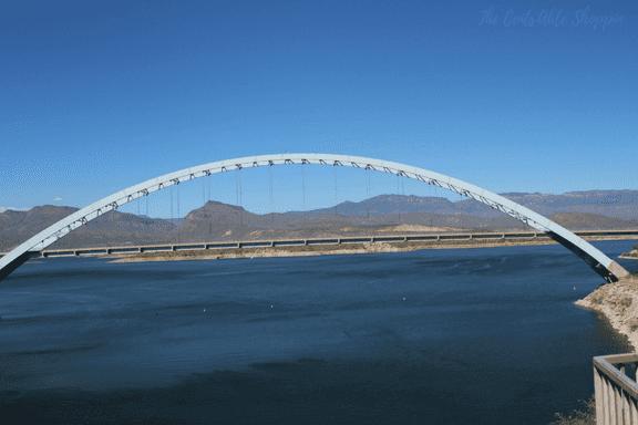 Roosevelt Bridge, Arizona