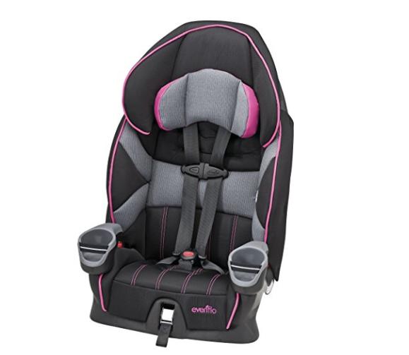 Evenflo Maestro Booster Car Seat $45 (reg. $85)
