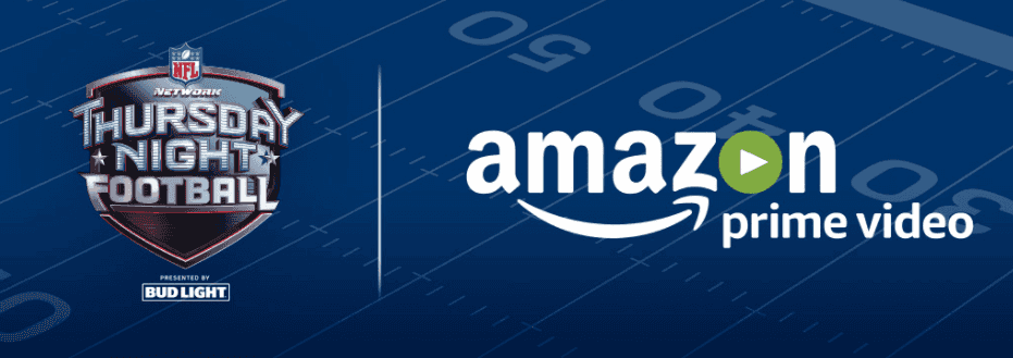 Amazon Prime Members: FREE Live Stream Broadcasts of NFL Thursday Night Football