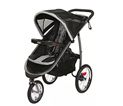 Amazon: Graco Fastaction Fold Jogger Click Connect Stroller $104