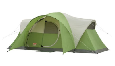 Coleman Montana 8 person Dome Tent $119 + FREE Shipping