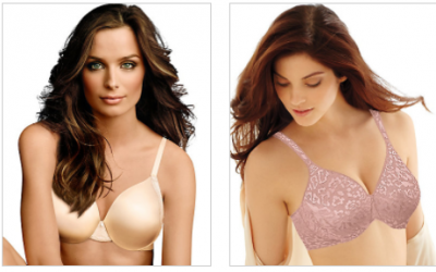 Hanes: Up to 60% OFF Bras + FREE Shipping