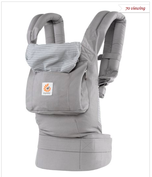 Ergobaby Baby Carrier just $59.99