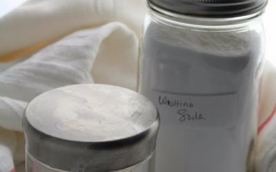 How to Make Washing Soda from Baking Soda
