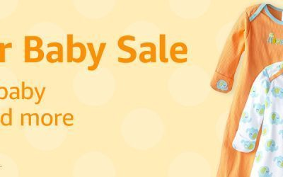 Amazon: 20% or More Off Baby Clothing, Gear and More