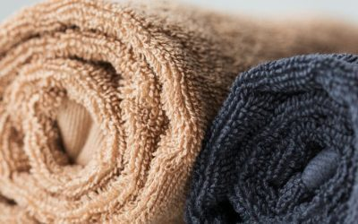 How to Fix Smelly Bathroom Towels with One Simple Pantry Staple