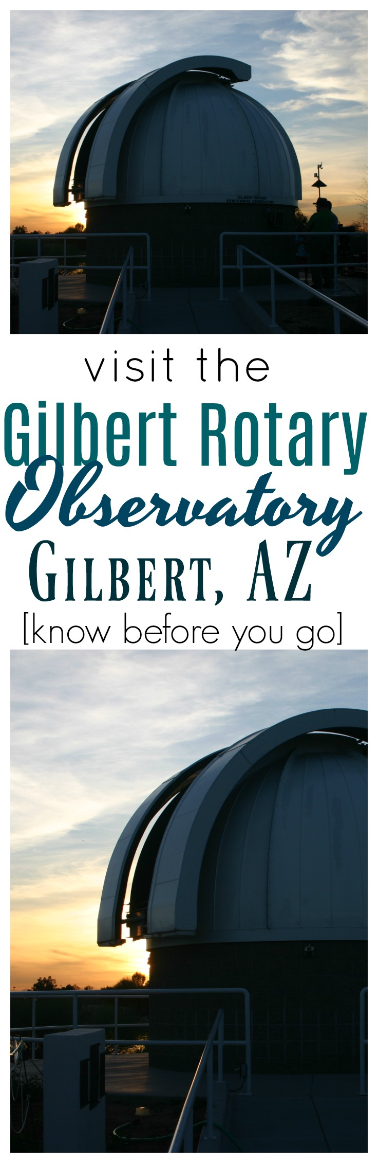 Visit the Gilbert Rotary Centennial Observatory on a Friday or Saturday night to view Jupiter, Saturn, and the stars of our distant planetary system.