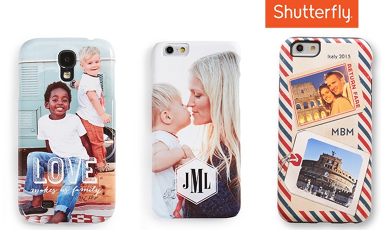 low priced 34f2e d547b Shutterfly: FREE Phone Case + More – The CentsAble Shoppin