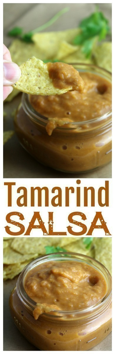 Combine tamarind with roasted tomatoes, chipotle chiles and more to make this rich, spicy salsa with kick - perfect for chips and breakfast hash!