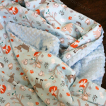 How to Sew an Oversized Cuddle Throw