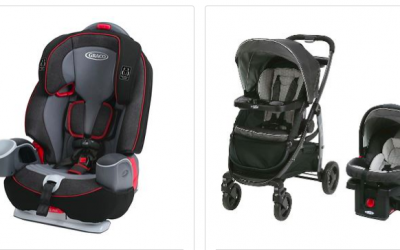 Target: Spend $250 on Graco & Receive a $50 Gift Card