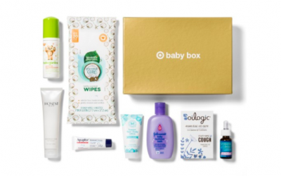 Target: October Baby Box just $7