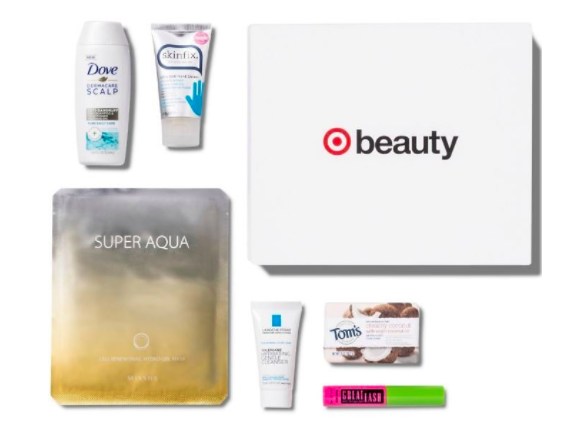 Target: November Beauty Box $7