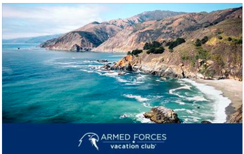 Armed Forces Vacations: 7-Night Resort Certificates for $279