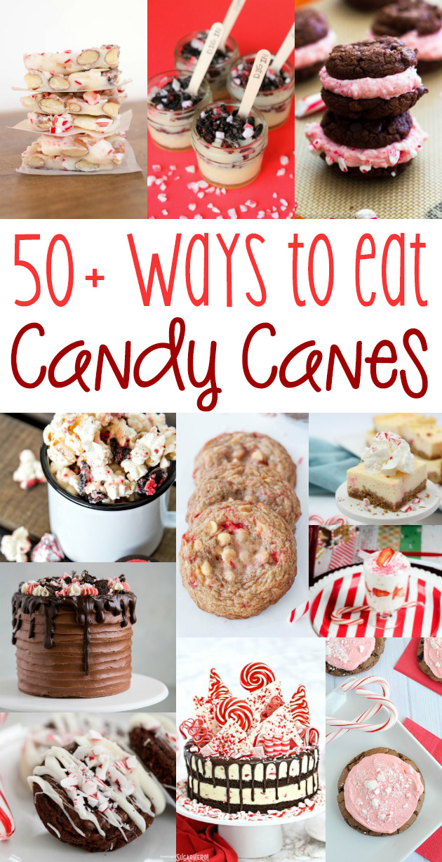 Over 50 Ways to Eat Candy Canes