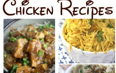 Easy Instant Pot Chicken Recipes