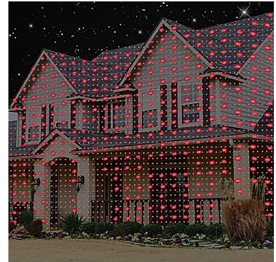 Staples: Holiday Light Projector $9.99