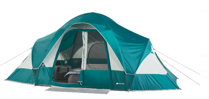 Ozark Trail Tents and Camping Essentials from $55 + FREE Shipping