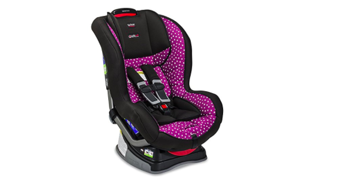 Amazon: Britax Marathon G4.1 Convertible Car Seat $161