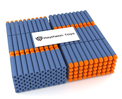 Nerf Compatible Foam Toy Darts 300 ct just $13