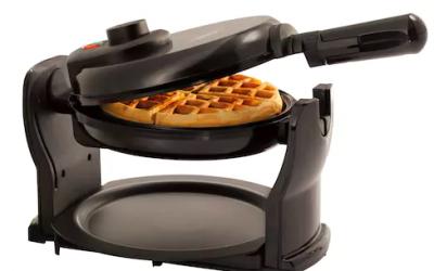 Kohl's:  Bella Rotating Waffle Maker $4.99
