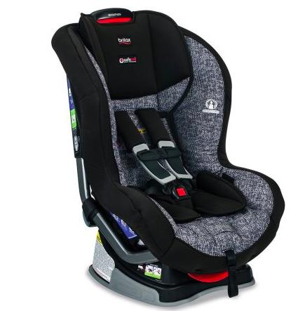 Britax Marathon G4.1 Convertible Car Seat $112