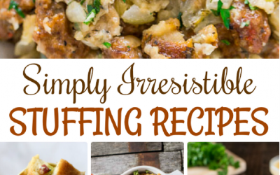 Simply Irresistible Stuffing Recipes