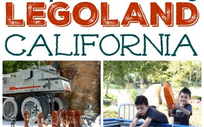 12 Tips for Visiting LEGOLAND California