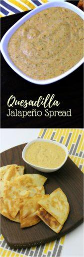 Quesadilla Jalapeno Spread