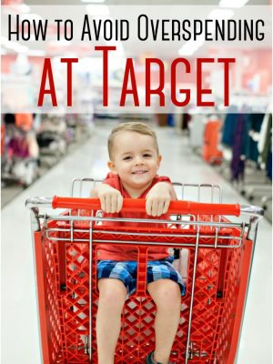How to Avoid Overspending at Target