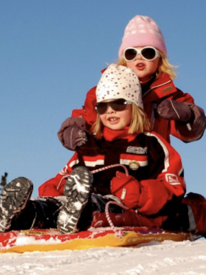Where to Go Sledding in Arizona