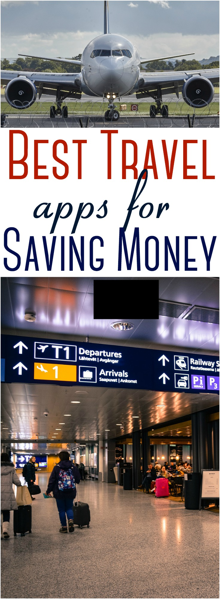 Love to travel? Grab a list of the BEST apps to have to help you save on your trip!  #travel #apps #family #business #savingmoney #budget #finance #flight #roadtrip