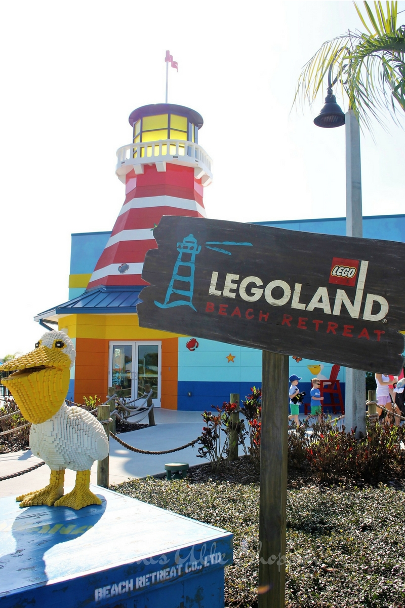 LEGOLAND Beach Retreat, FL
