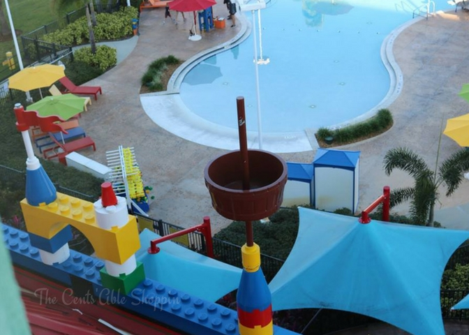 10 Reasons to Stay at the LEGOLAND Hotel - Pool