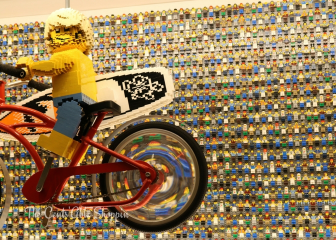 10 Reasons to Stay at the LEGOLAND Hotel - Wall Art