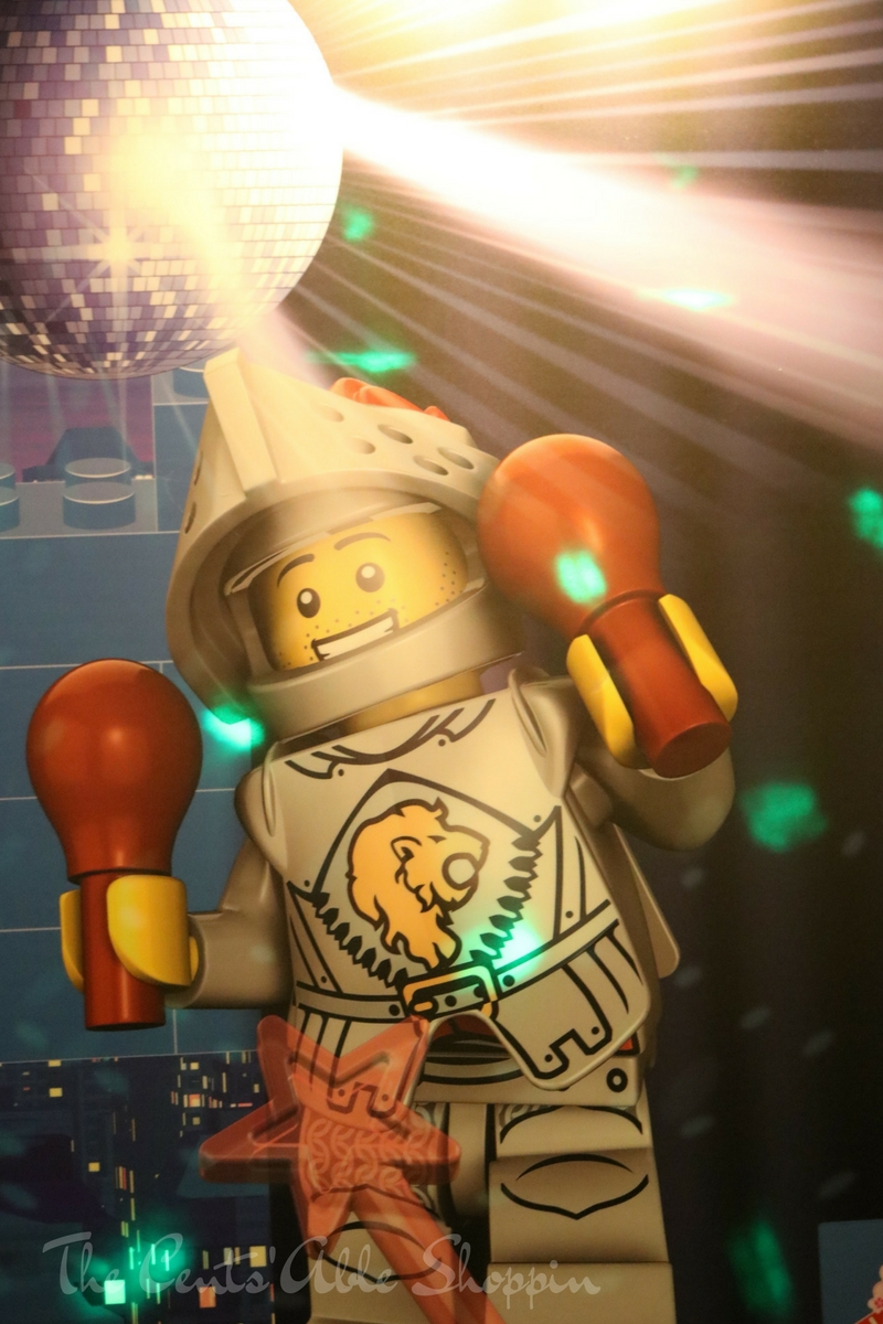 10 Reasons to Stay at the LEGOLAND Hotel - Disco Elevator