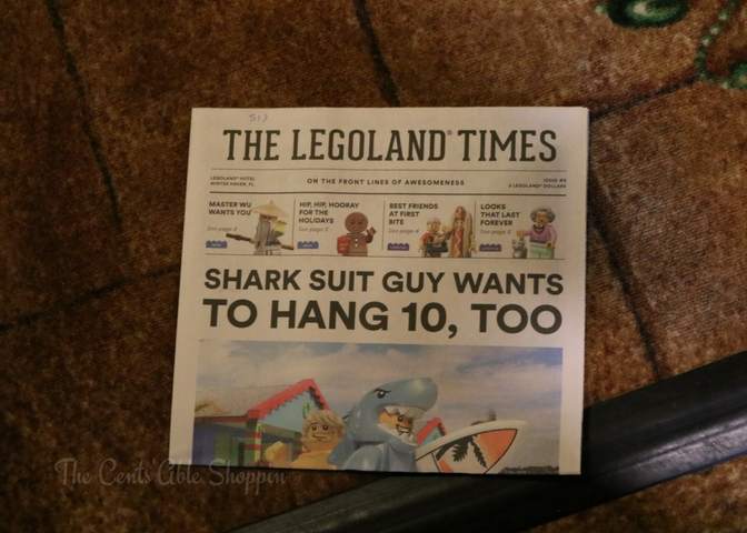 10 Reasons to Stay at the LEGOLAND Hotel - Newspaaper