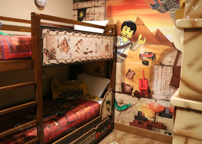 10 Reasons to Stay at the LEGOLAND Hotel - Themed Room