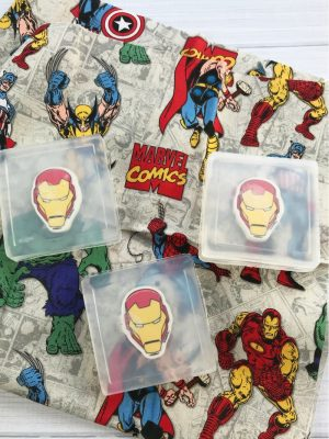 Iron Man Soap for Kids