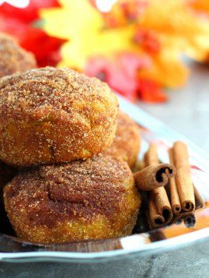 Gluten Free Pumpkin Spice Muffins