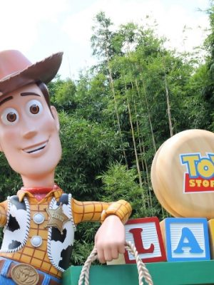 Disney's New Toy Story Land