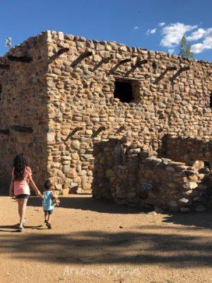 Visiting Besh Ba Gowah Archaeological Park