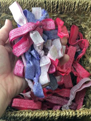 How to Make No-Crease Hair Ties