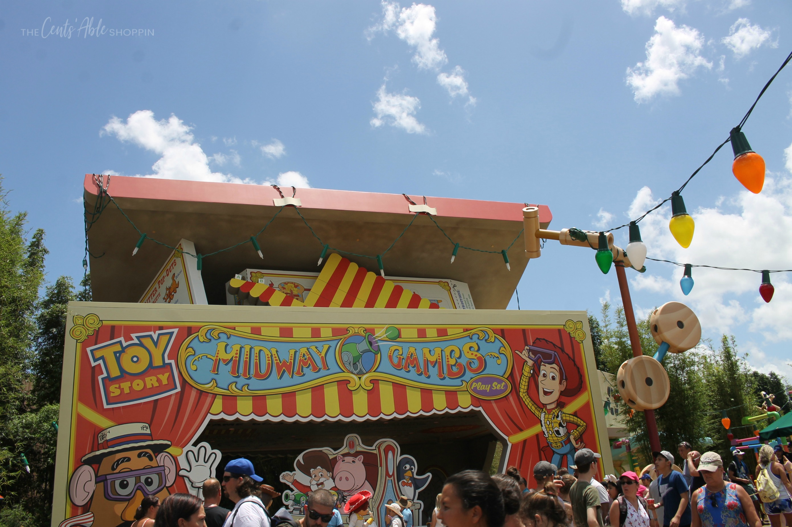 Toy Story Land at Disney's Hollywood Studios,  Florida