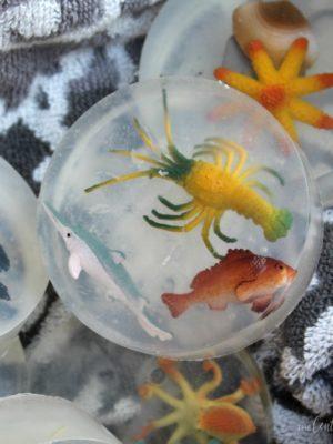 Deep Sea Creature Soap DIY