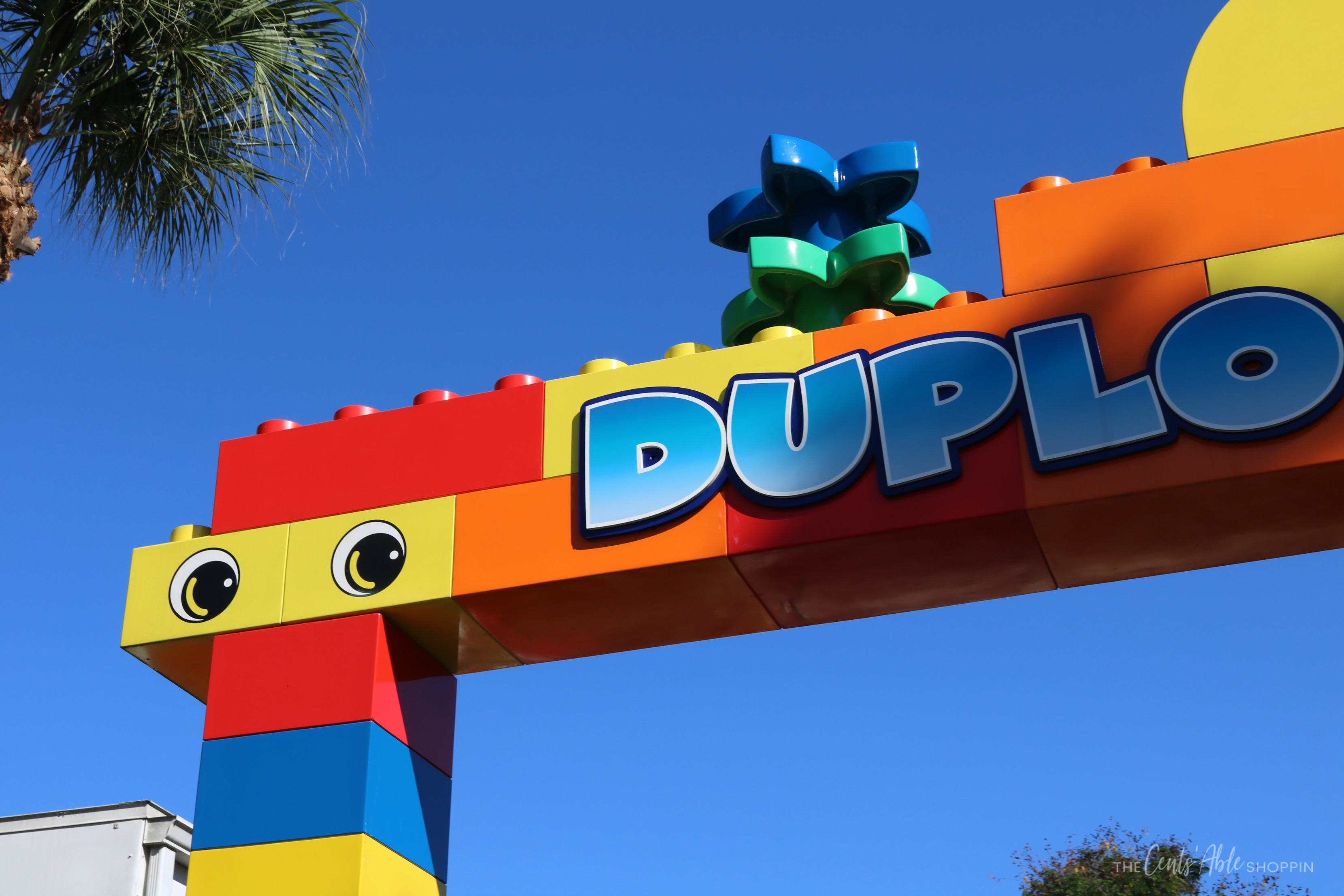 LEGOLAND Duplo Entrance, Florida
