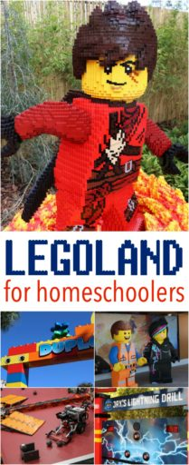 LEGOLAND for homeschoolers