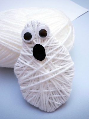 Yarn Ghost Craft